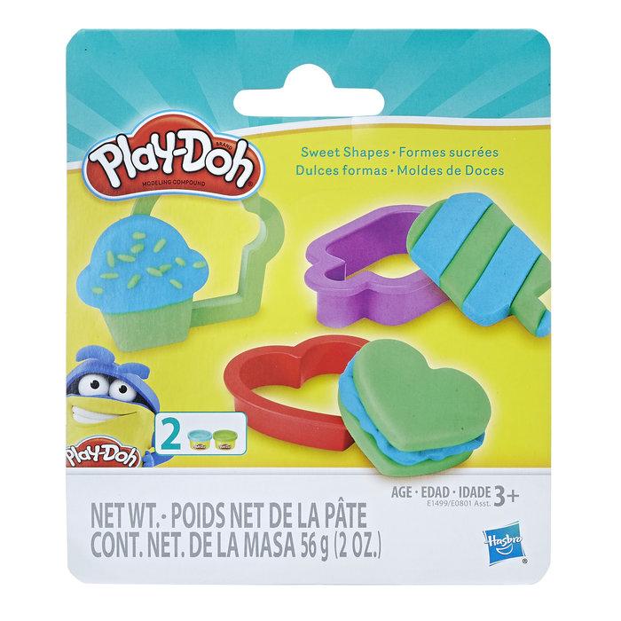 Juego play-doh moldes surtidos