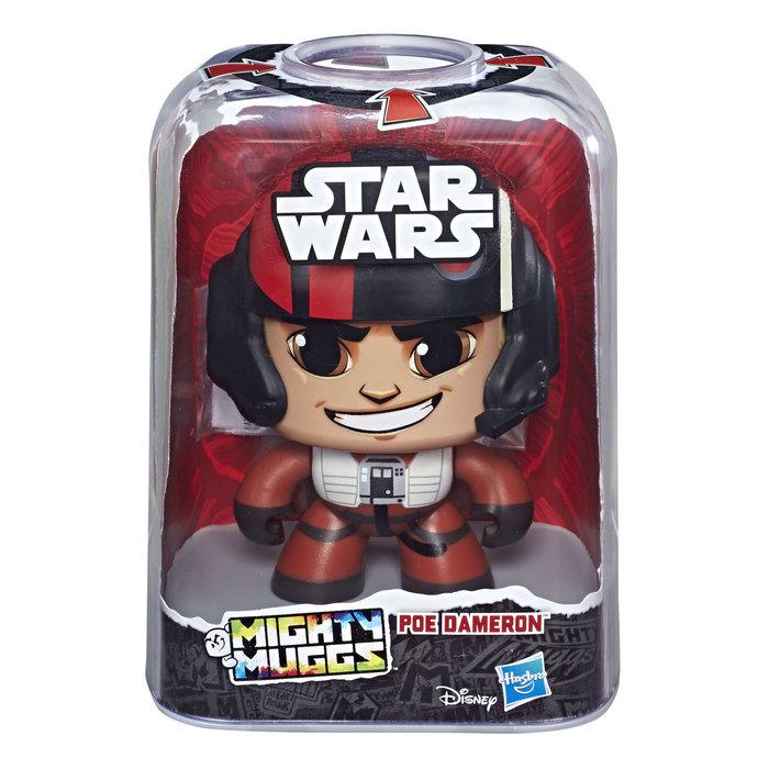 Mighty muggs star wars poe