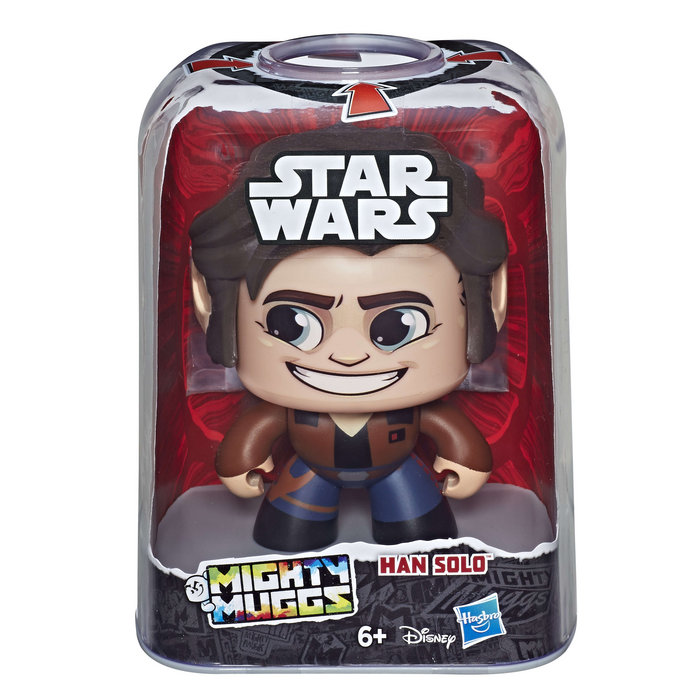 Mighty muggs star wars han solo