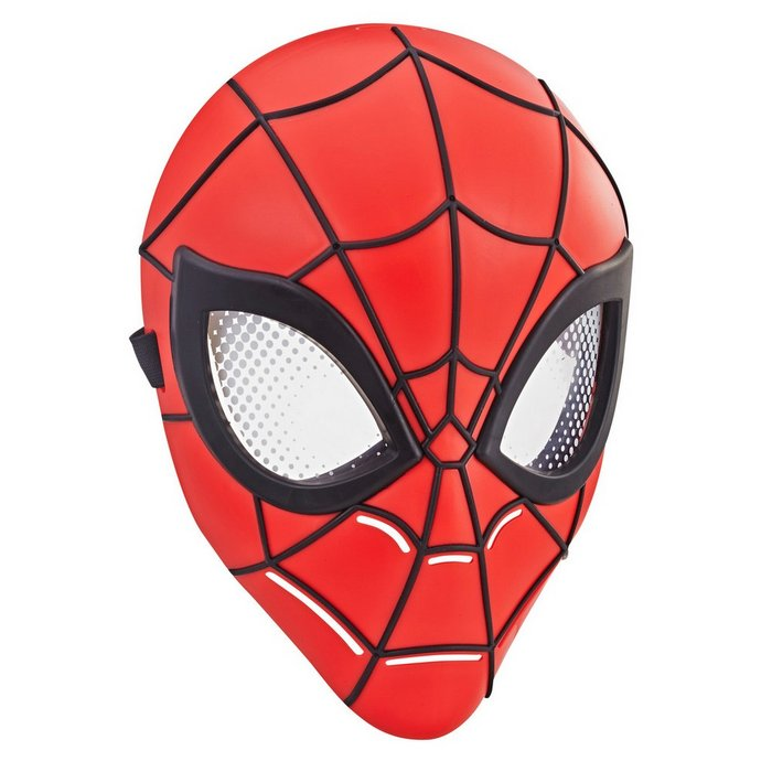Spider man mascara