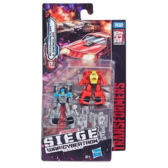 Transformers micromasters surtidos
