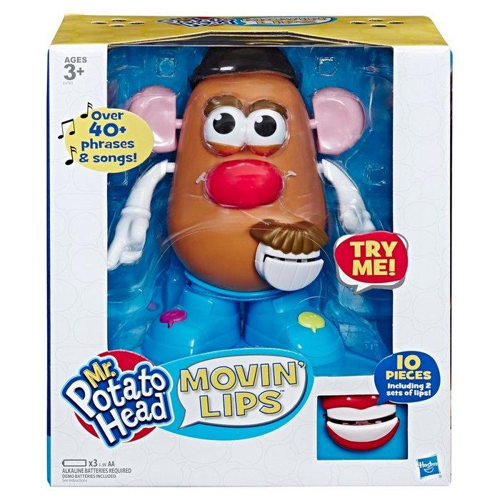 MuÑeco playskool mr potato parlanchin