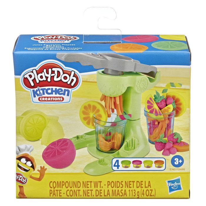 Juego play-doh comiditas surtido