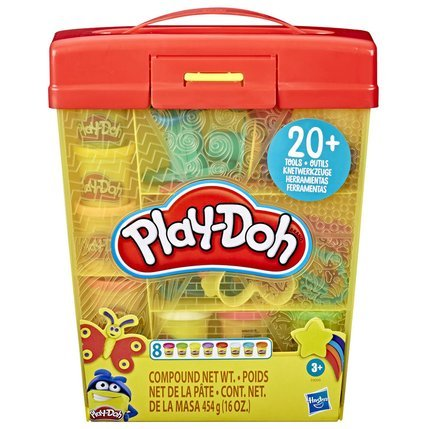 Juego play-doh super maletin