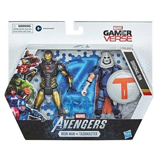 Avengers videojuego pack figuras surtidas 15cm