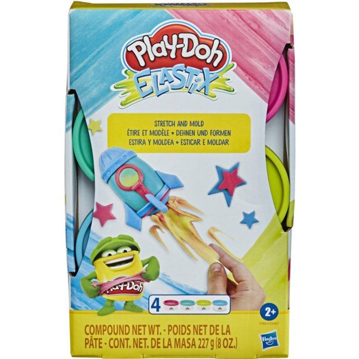 Juego play-doh elastix slime