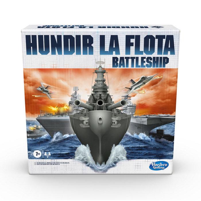 Juego de mesa hundir la flota