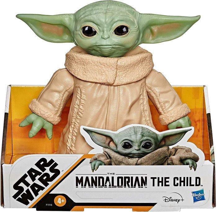 Figura the child baby yoda 16 cm star wars collection titan