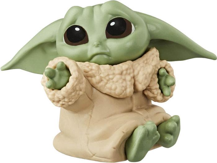Figura star child baby yoda the bounty collection surtidos