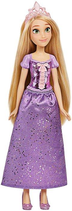 MuÑeca princesa disney brillo real rapunzel