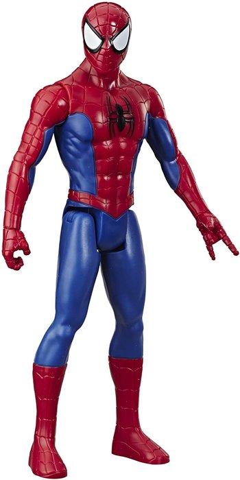 MuÑeco titan spider man