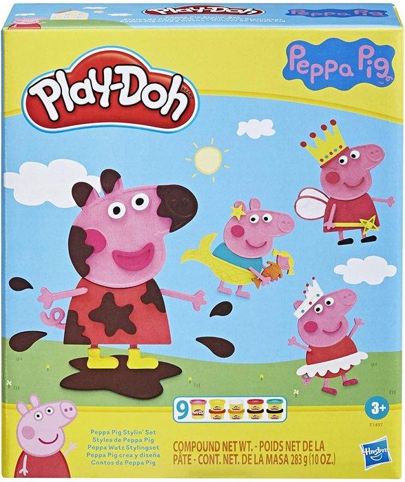 Set play-doh peppa pig