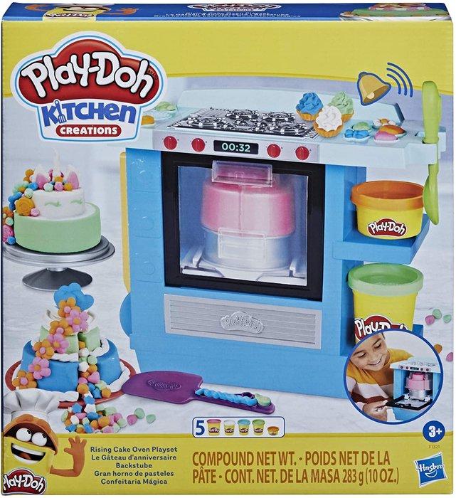 Play-doh horno de resposteria