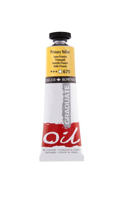 Oleo graduate 38ml primary amarillo