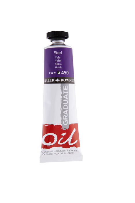 Oleo graduate 38ml violeta