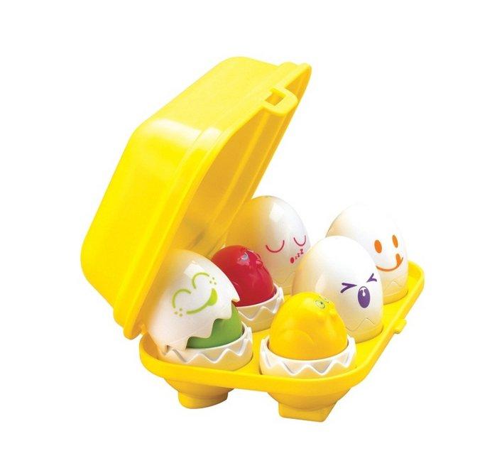 Juguete tomy baÑo huevos encajables formas
