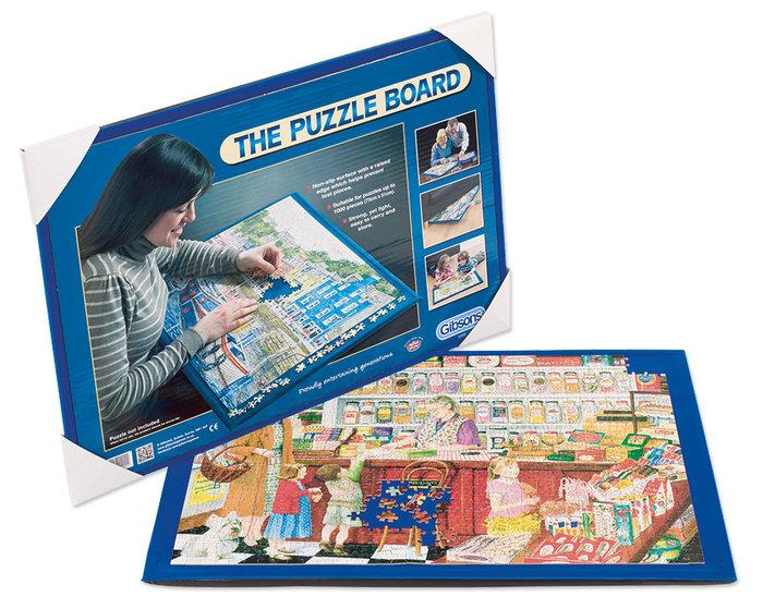 Tablero para hacer puzzles