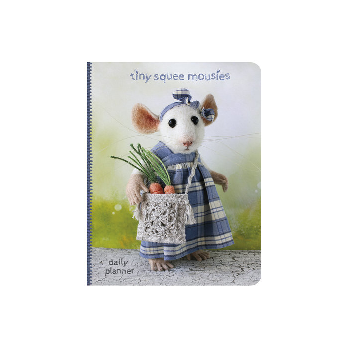 Agenda espiral pepetua tiny squee mousies squee 1