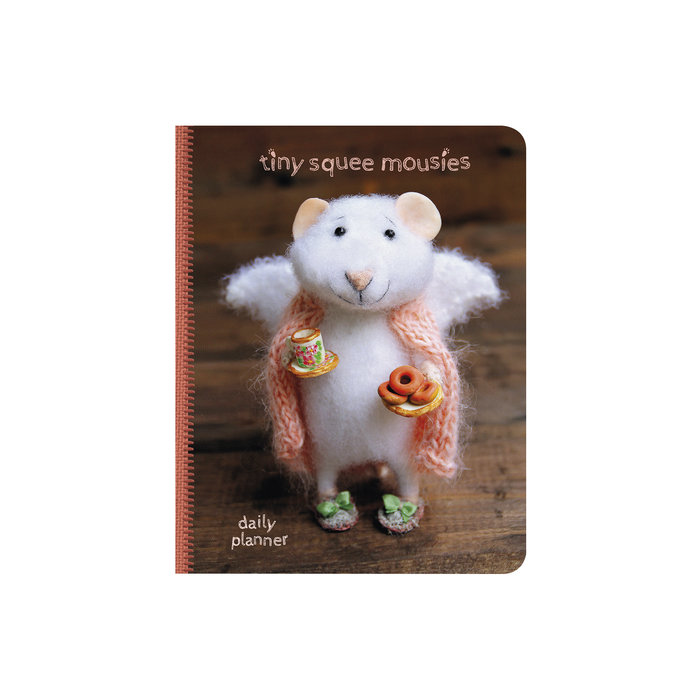 Agenda espiral perpetua tiny squee mousies squee 2