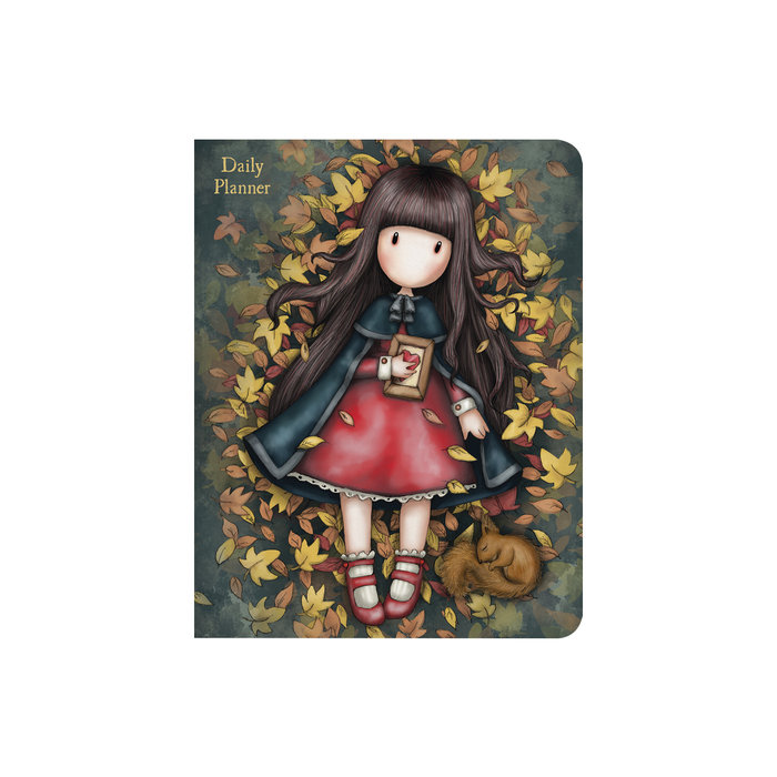 Agenda perpetua gorjuss autumn leaves
