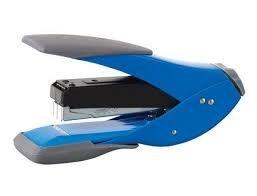 Grapadora sin esfuerzo easy touch media carga azul azul