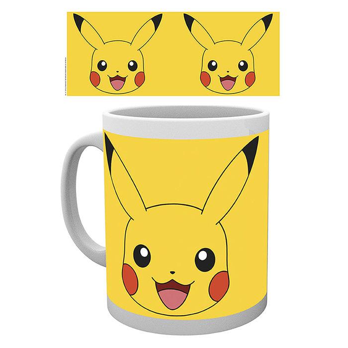 Taza 320 ml pokemon pikachu