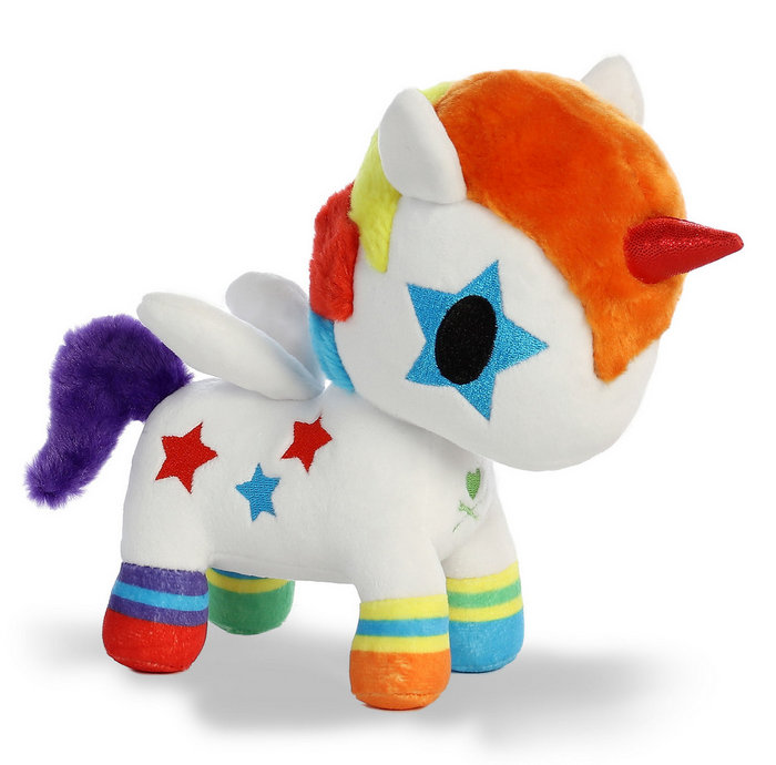 Peluche tokidoki bowie unicorno 20 cm