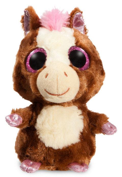 Peluche yf yoohoo caballo 13cm