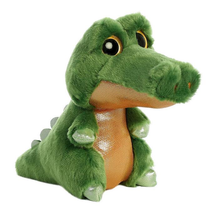 Peluche sparkle tales cocodrilo 18 cm