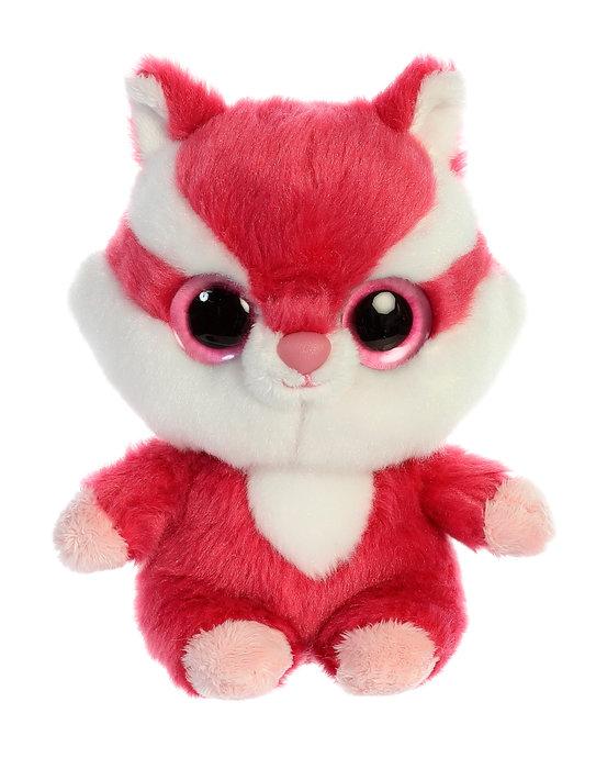 Peluche chewoo ardilla roja 13 cm
