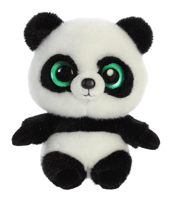 Peluche ring ring panda 13 cm