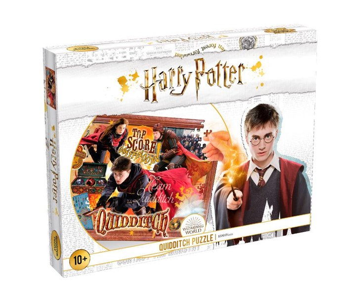 Puzzle 1.000 p harry potter quidditch