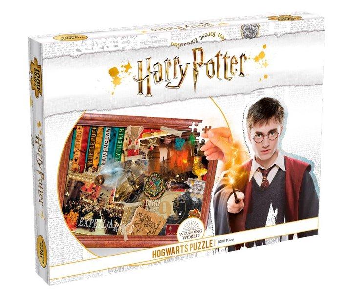 Puzzle 1.000 p harry potter hogwarts