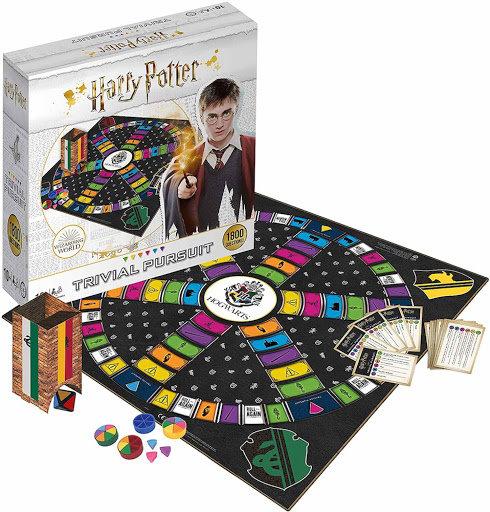 Juego de mesa trivial harry potter