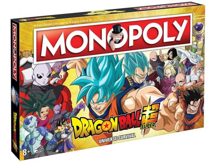 Juego monopoly dragon  ball super
