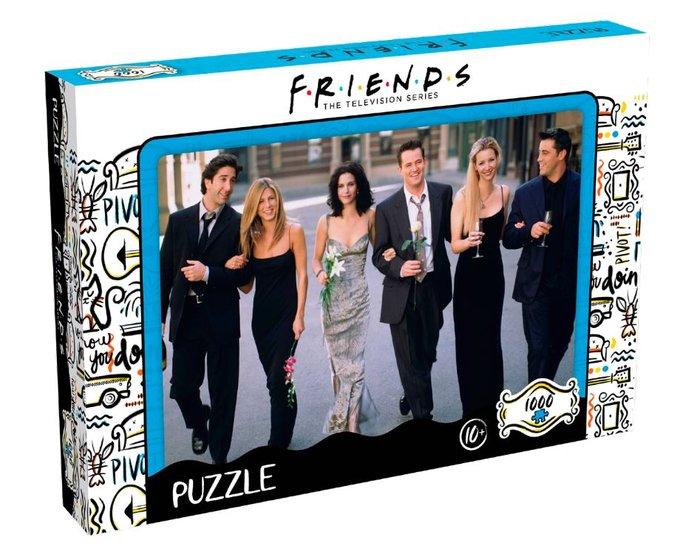 Puzzle 1.000 p friends banquete