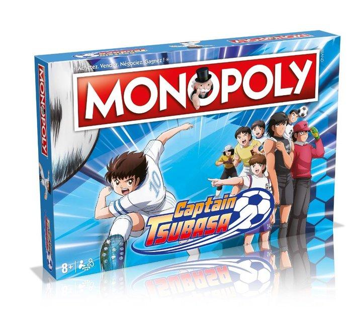 Juego monopoly captain tsubasa (campeones)