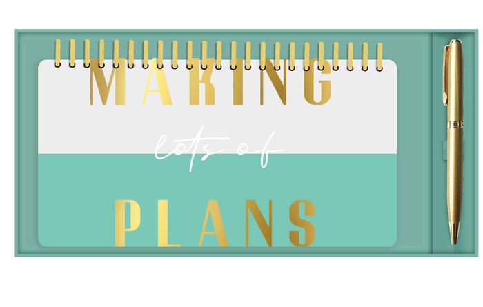 Planificador semanal to tone