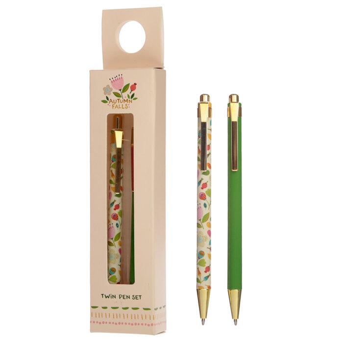 Boligrafos floral dos und
