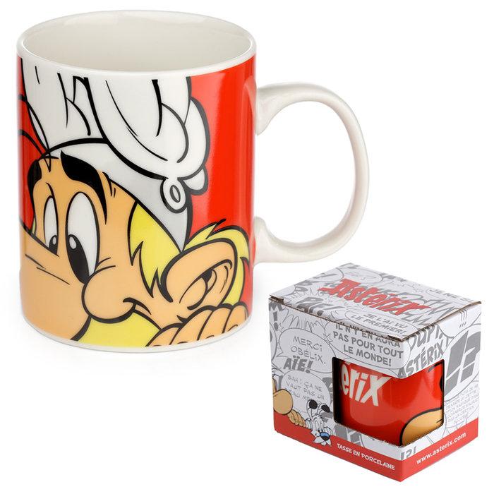 Taza desayuno asterix