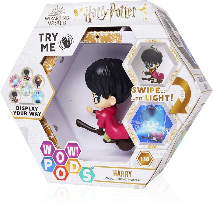 Wow! pods harry potter harry