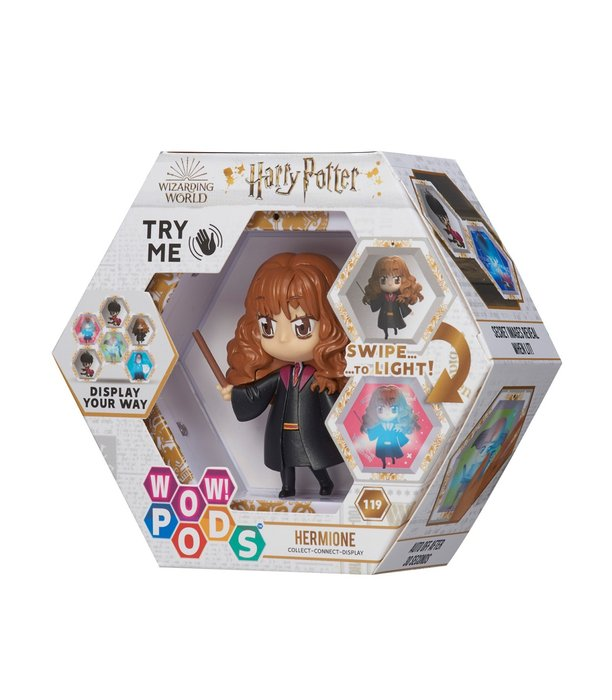 Wow! pods harry potter hermione