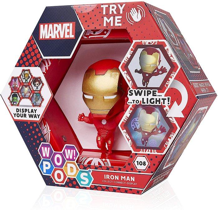 Wow! pods marvel- iron man