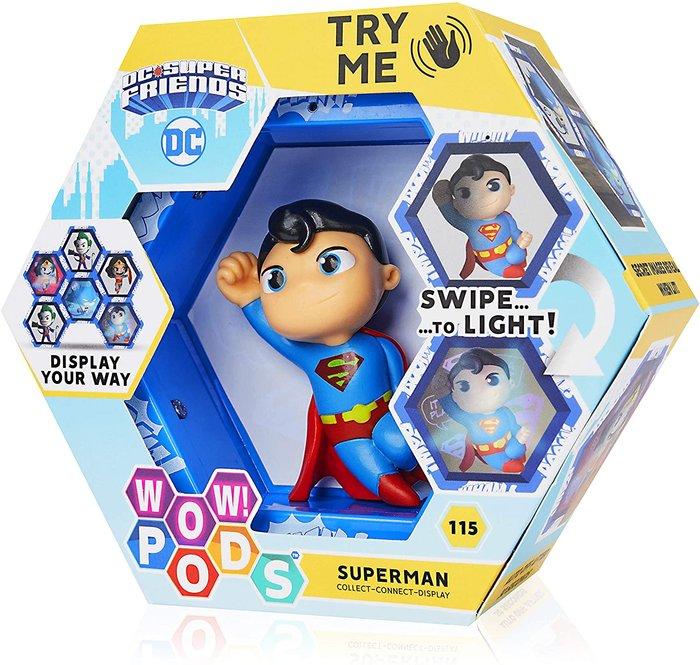 Wow! pods dc- superman
