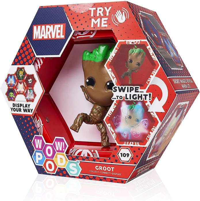 Wow! pods marvel- groot