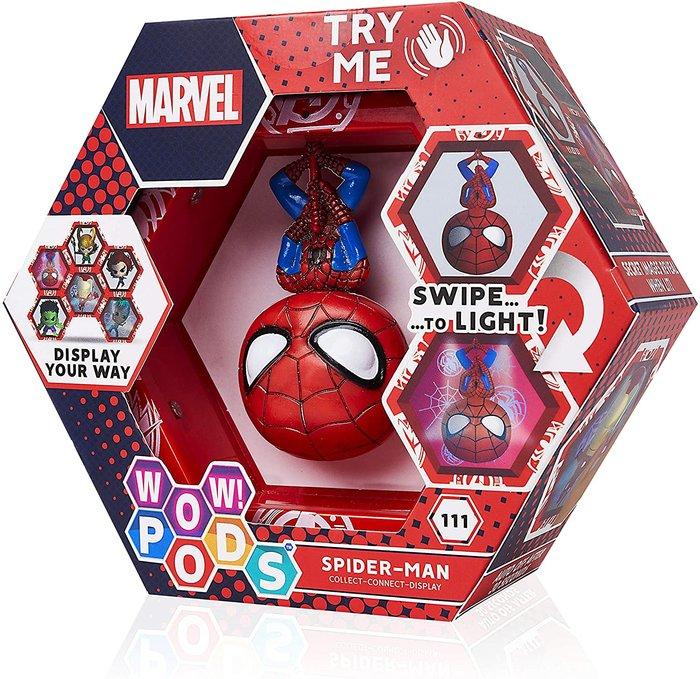 Wow! pods marvel- spiderman