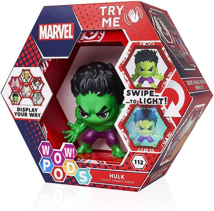 Wow! pods marvel- hulk