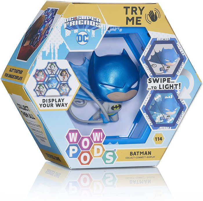 Wow! pods dc- batman blue metallic