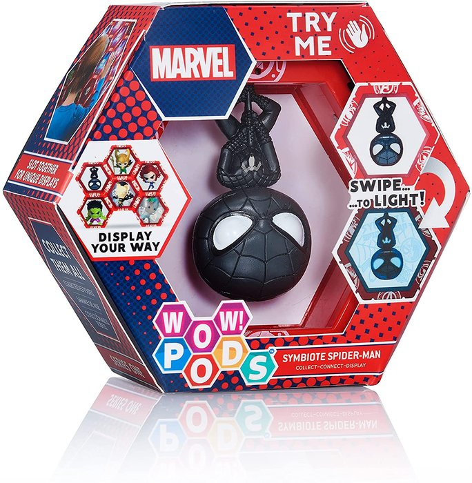 Wow! pods marvel- spiderman monochrome