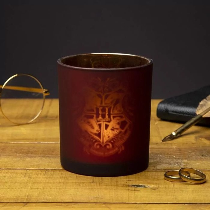 Portavelas harry potter hogwarts